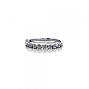 tube set eternity ring