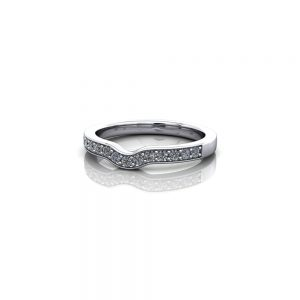 eternity ring, wedding ring
